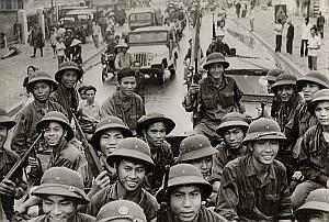 Vietnam Cambodia War Da Nang Old Photo 1975
