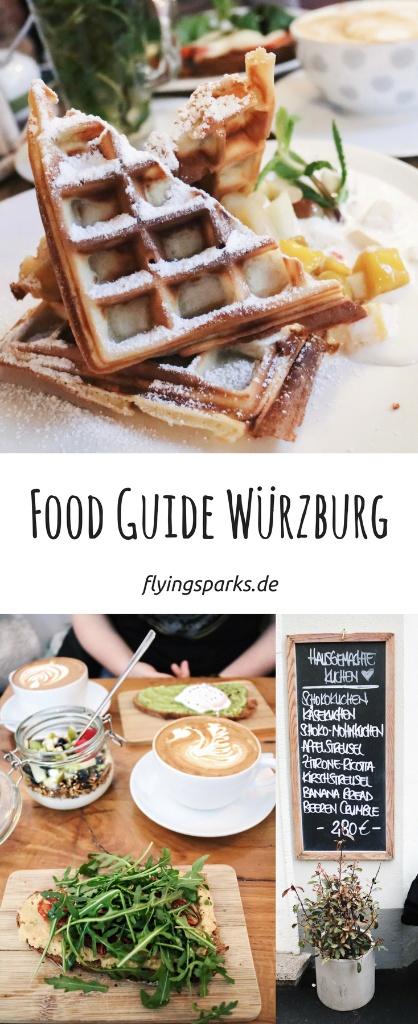 Essen in Würzburg, Food Guide, Burger, Waffeln, Pommes