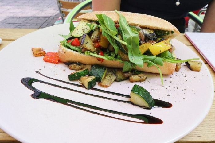 Essen in Fulda, Food Guide, Café Glück