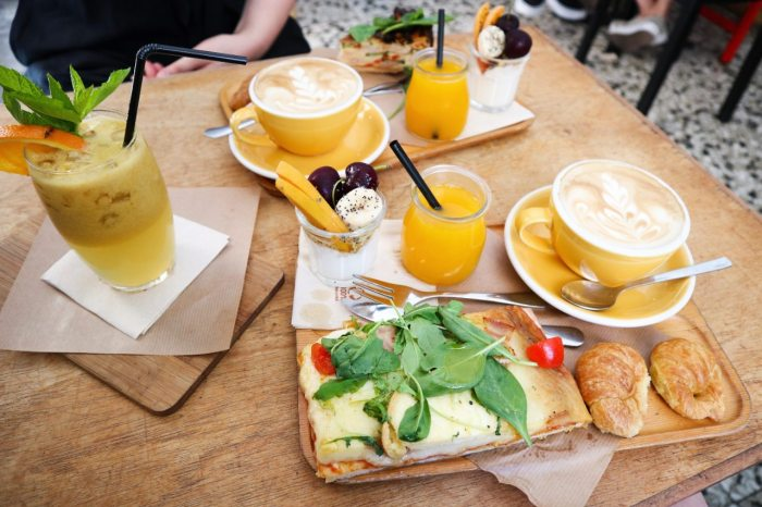 Essen in Valencia, Food Guide, Café Dulce de Leche