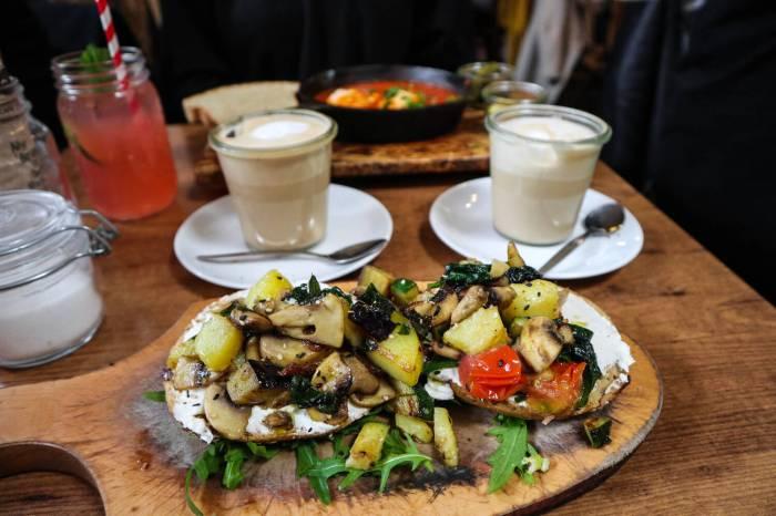 Essen in Köln, Cologne, Food Guide, Café Buur