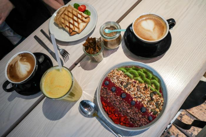 Essen in Köln, Cologne, Food Guide, The Great Berry