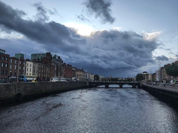Besuch von Zuhause & FOMO, Auslandssemester in Dublin #3