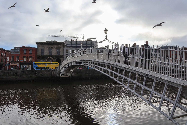 Alltag & Die Zeit rast, Auslandssemester in Dublin