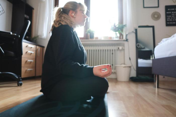 Vorsätze 2019 Yoga
