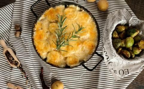 Kartoffelgratin   quick, easy & informative