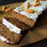 Saftiger CARROT CAKE