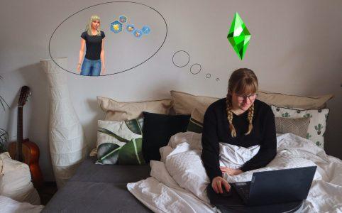 Leben in Sims 4, Projekte, Cheats und Häuserbau