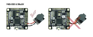 Matek F405OSD F4 Betaflight OSD Flight Controller | Flying Tech