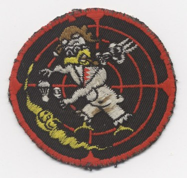 Korean War US AF 56th Air Weather Reconnaissance Squadron Patch