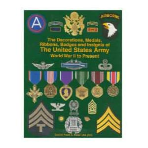 Us Army Decorations Medals Badges Insignia