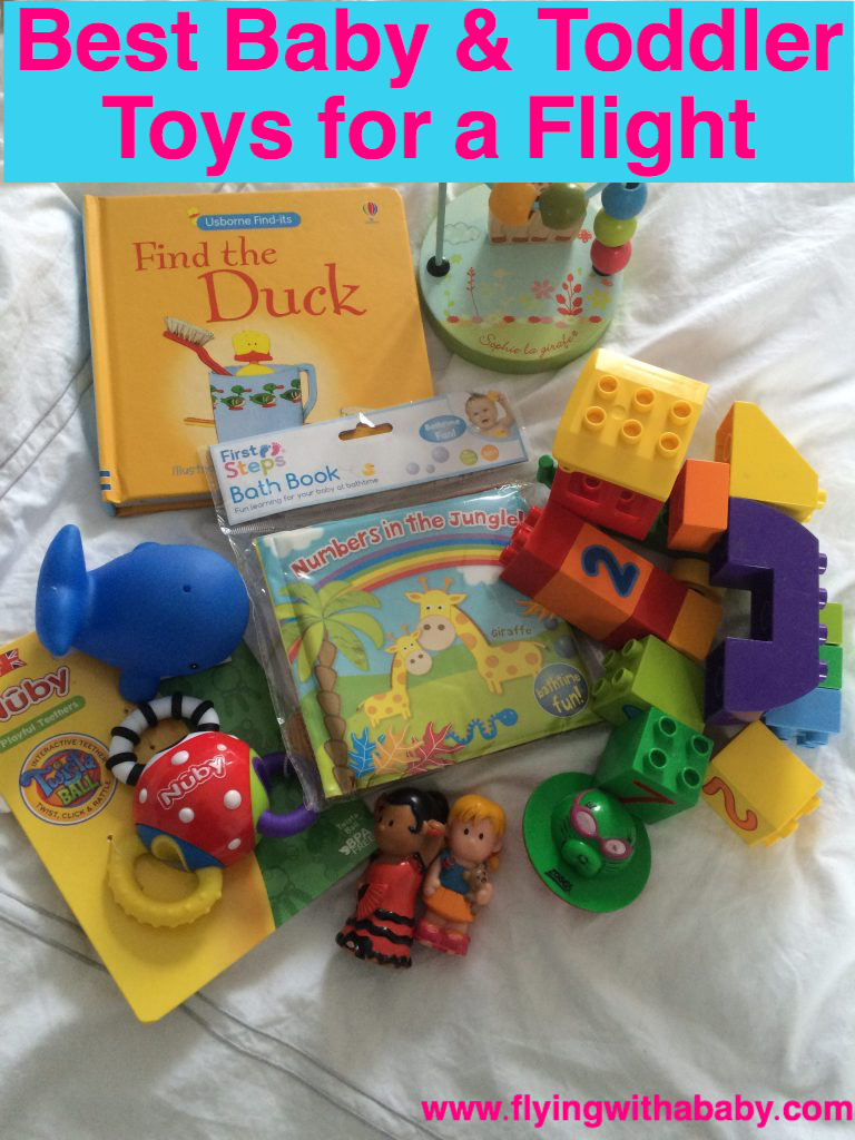 Toys For Travel : Best travel toys a guide to the baby and toddler