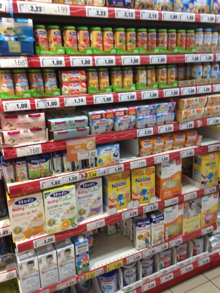 Baby Milk Amp Baby Food Brands Found Around The World