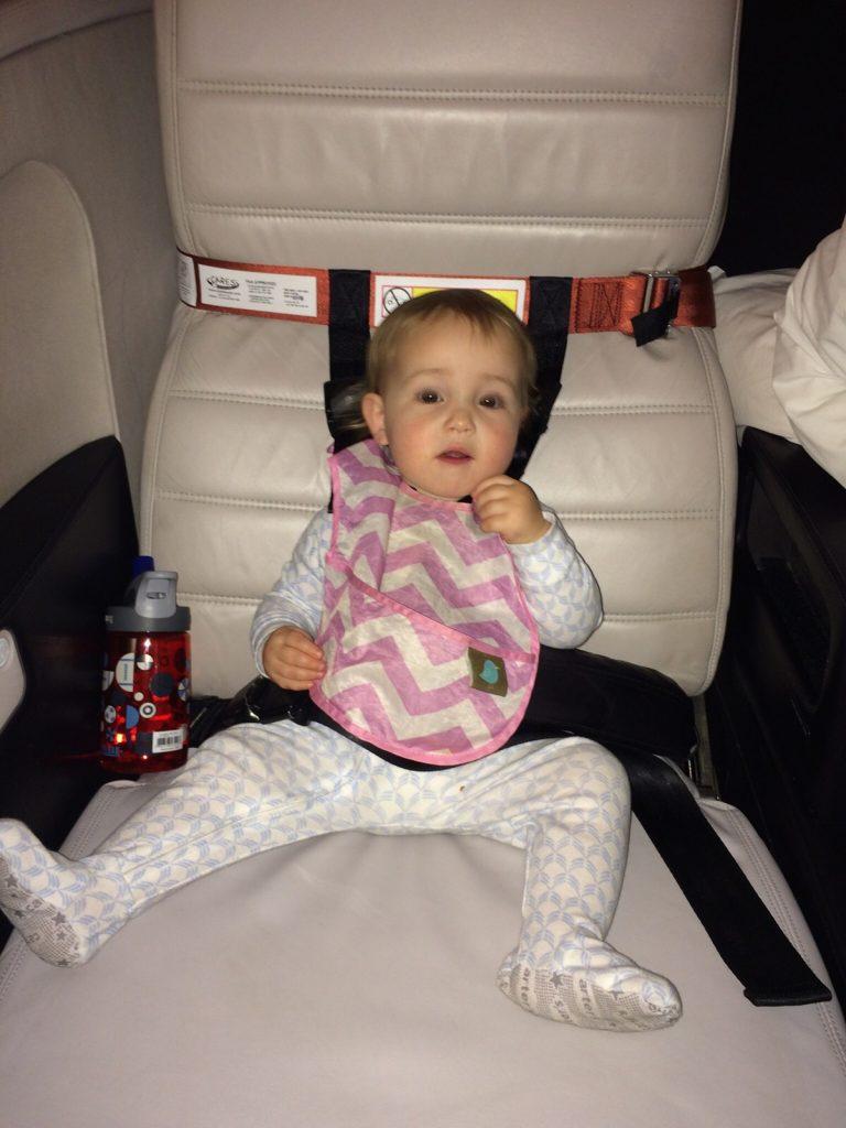 Aircraft Seats: Car Seats & Child Restraint Devices (CRD) On An Airplane