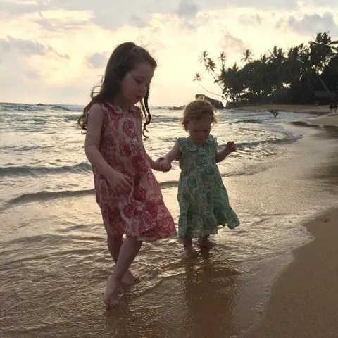 Family trip sri lanka, galle, Sri Lanka With Kids (Galle)