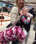 Travel Snug, family travel, airline,