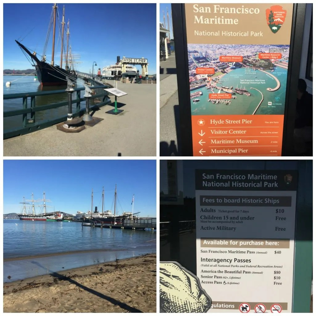 San Francisco With Kids. San Francisco With Kids: Kid Friendly Attractions in San Francisco for 2017. Up to date indoor and outdoor activities for children of all ages. Hyde Street pier