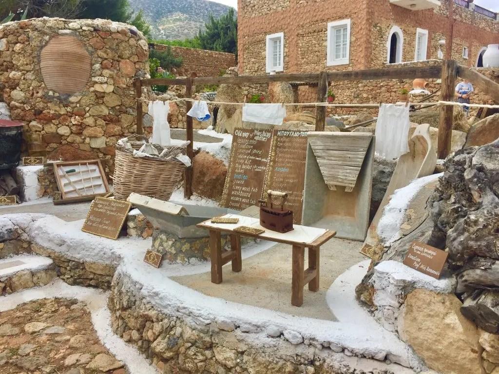 Hersonissos, crete, Lychnostatis open air museum, Crete Rainy Day Activities