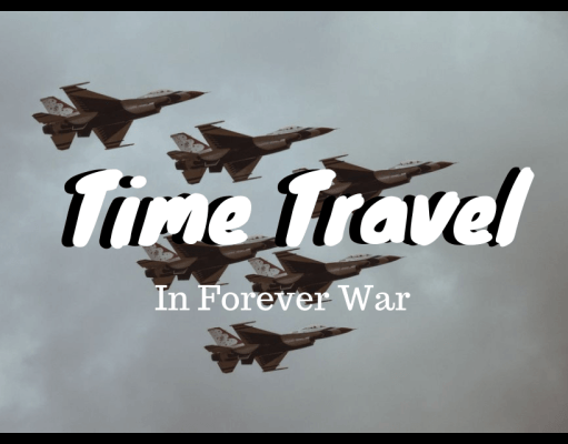 Time Travel in The Forever War