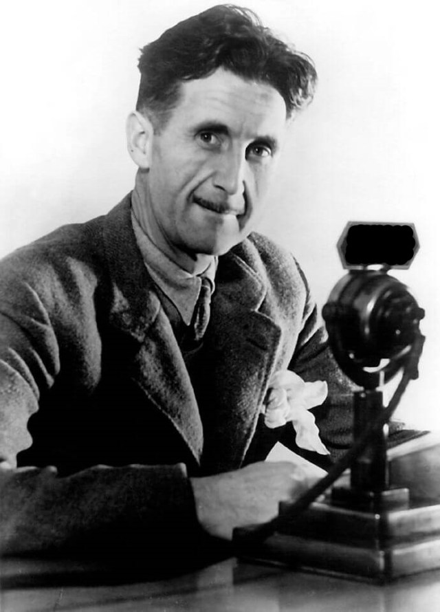 George Orwell 1984 Big Brother is Watching You