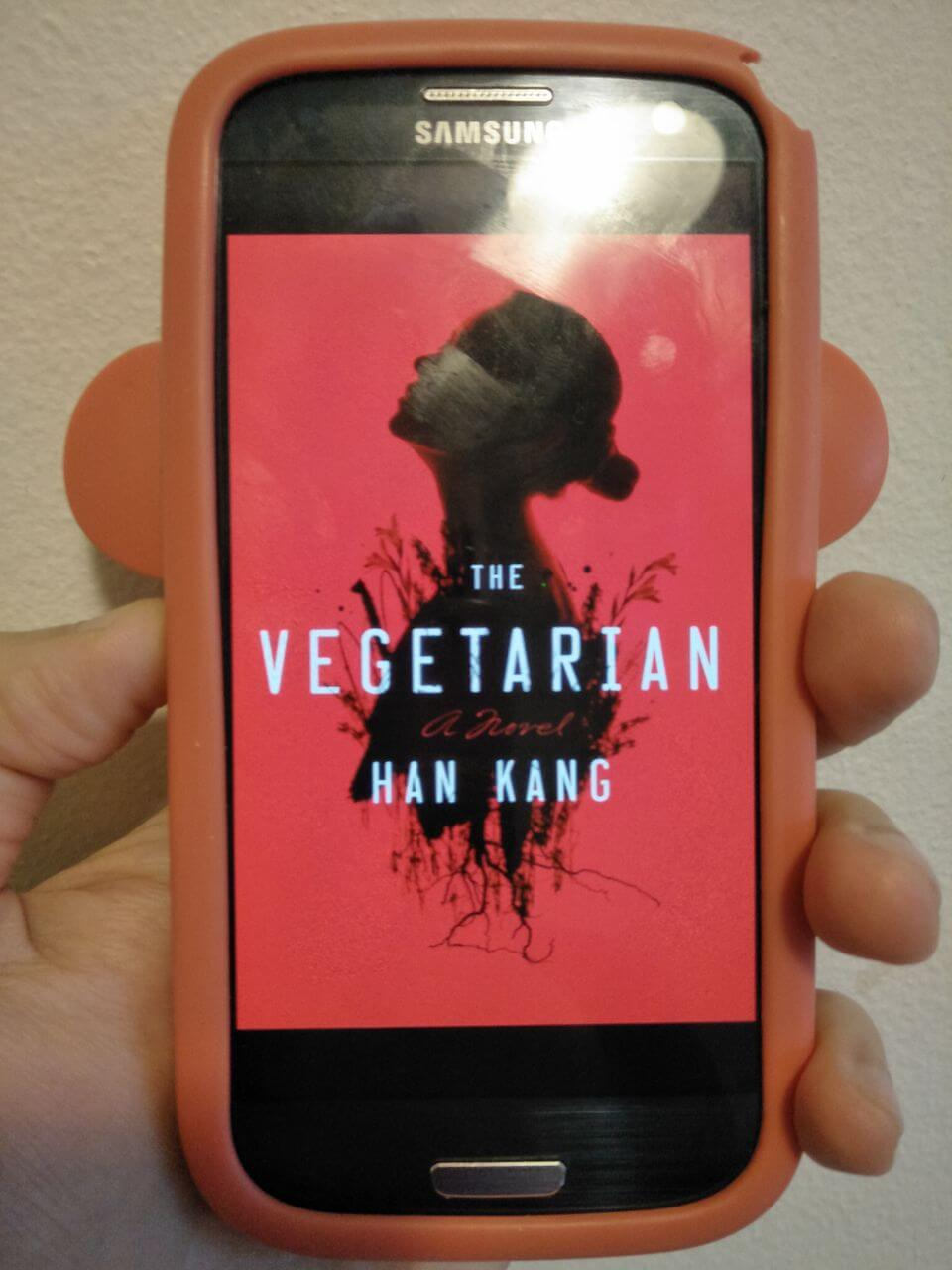 The Vegetarian by Han Kang (translated by Deborah Smith