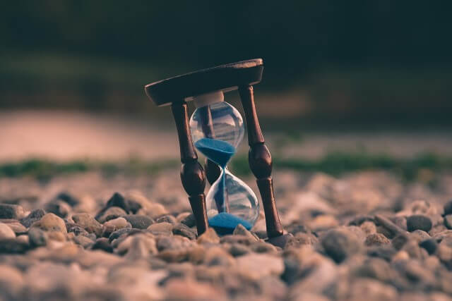 when will the time be up? (Poetry writing)