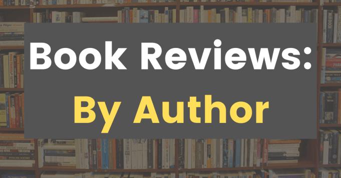 Book Reviews By Author - FlyIntoBooks.com
