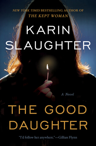 The Good Daughter by Karin Slaughter Cover