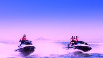 Jet ski sans permis