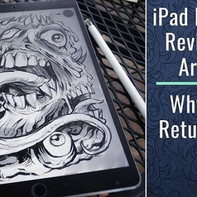 Hey guys, if you missed it, I did a review on why I didn't like the iPad Pro - I'm actually giving it another shot now, since Clip Studio Paint was released for the iPad - still unsure, but I'll let you know how that turns out https://www.youtube.com/watch?v=yDsalLCa2ZY&t=27s