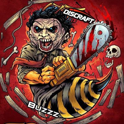 Leatherface illustration I created for Discraft's halloween line of Disc Golf discs. They are one of my all-time favorite clients. They always send me big boxes of Discraft swag. The disc golf community has responded really kindly to these - such a laid-back, friendly crowd!#discgolf #discraft #leatherface #leatherfaceart #texaschainsawmassacre#art #originalartwork #mangastudio #clipstudiopaint #illustration #tshirtdesign #tshirtart #hireanillustrator #freelanceartist #wacomcintiq