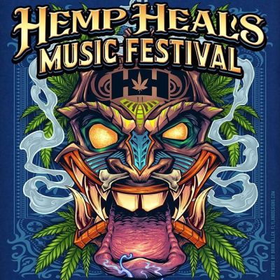This is a quick poster I put together for Hemp Heals Music Festival using Tiki artwork I already created. SLIGHTLY STOOPID will be there playing live!!! I'll be at this festival June 16th selling my wares, and 50 limited edition posters for the event. Anyone near Camden, New Jersey?‍#hempheals #hemphealsfoundation #hemphealsfestival #cannabisfestival #slightlystoopid #slightlystoopidconcert #cannabis #marijuana #tikiart