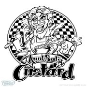 Aunt Sal's Custard Illustrated