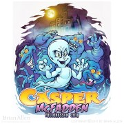 Casper explores his dark side in