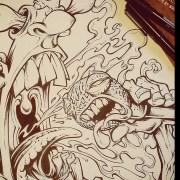 YouTube video art tutorials