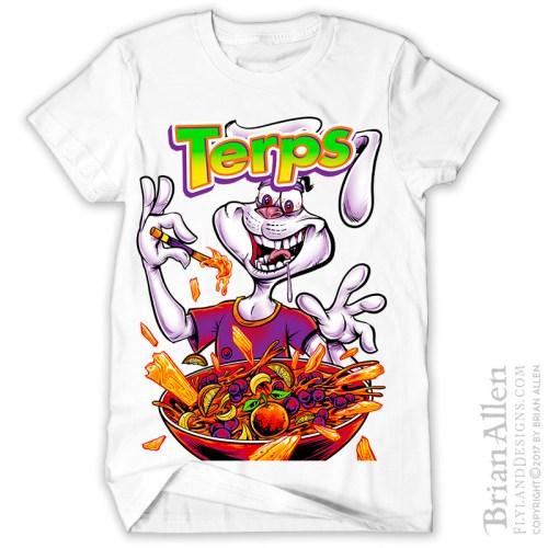 Trix rabbit parody terps enjoyin
