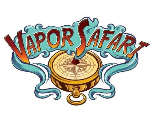 Vapor Safari logo design