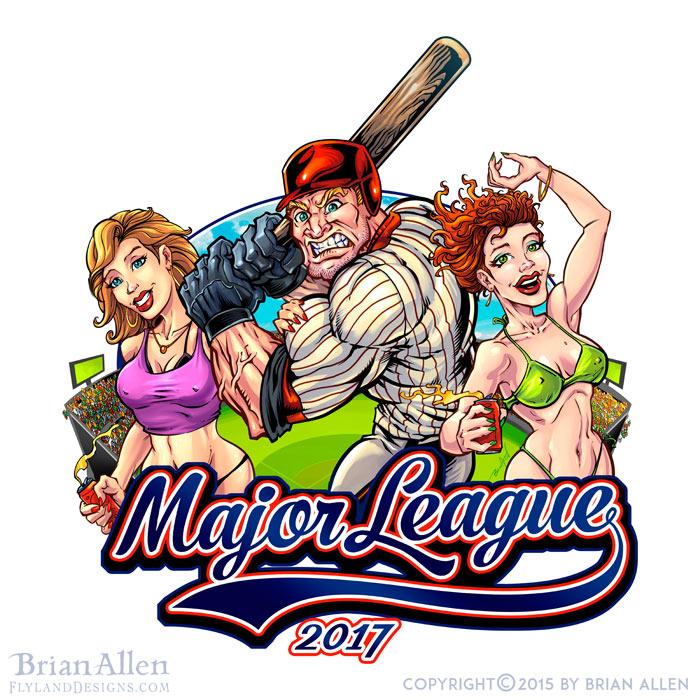 Russ logo design I illustrated