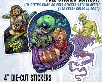 Limited Edition Sticker sets