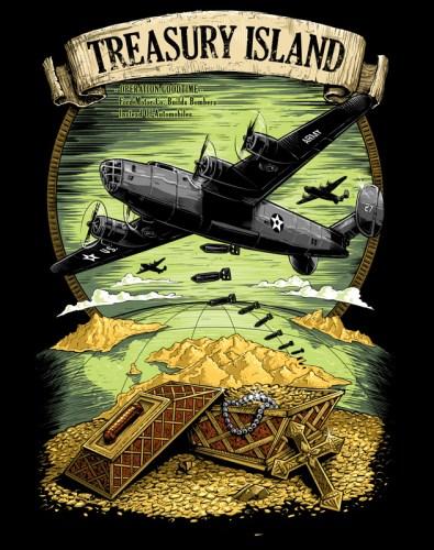 Treasury Island T-Shirt