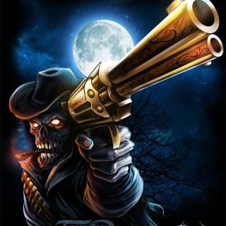 Zombie Gunslinger