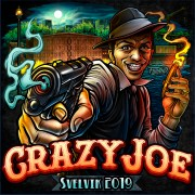 Crazy Joe logo is basied of the