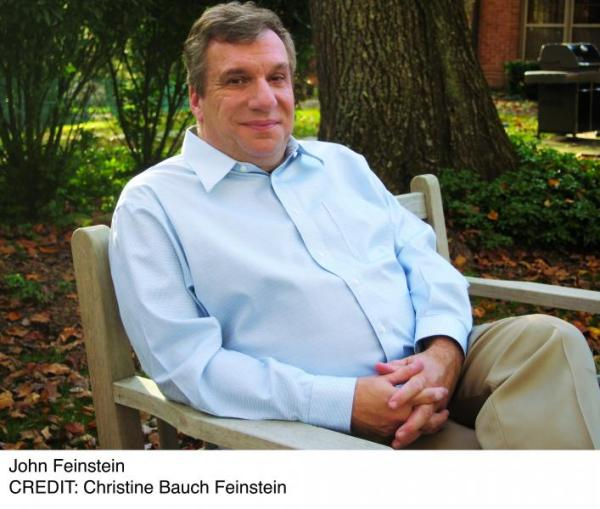 John Feinstein discusses his ACC basketball book The ...