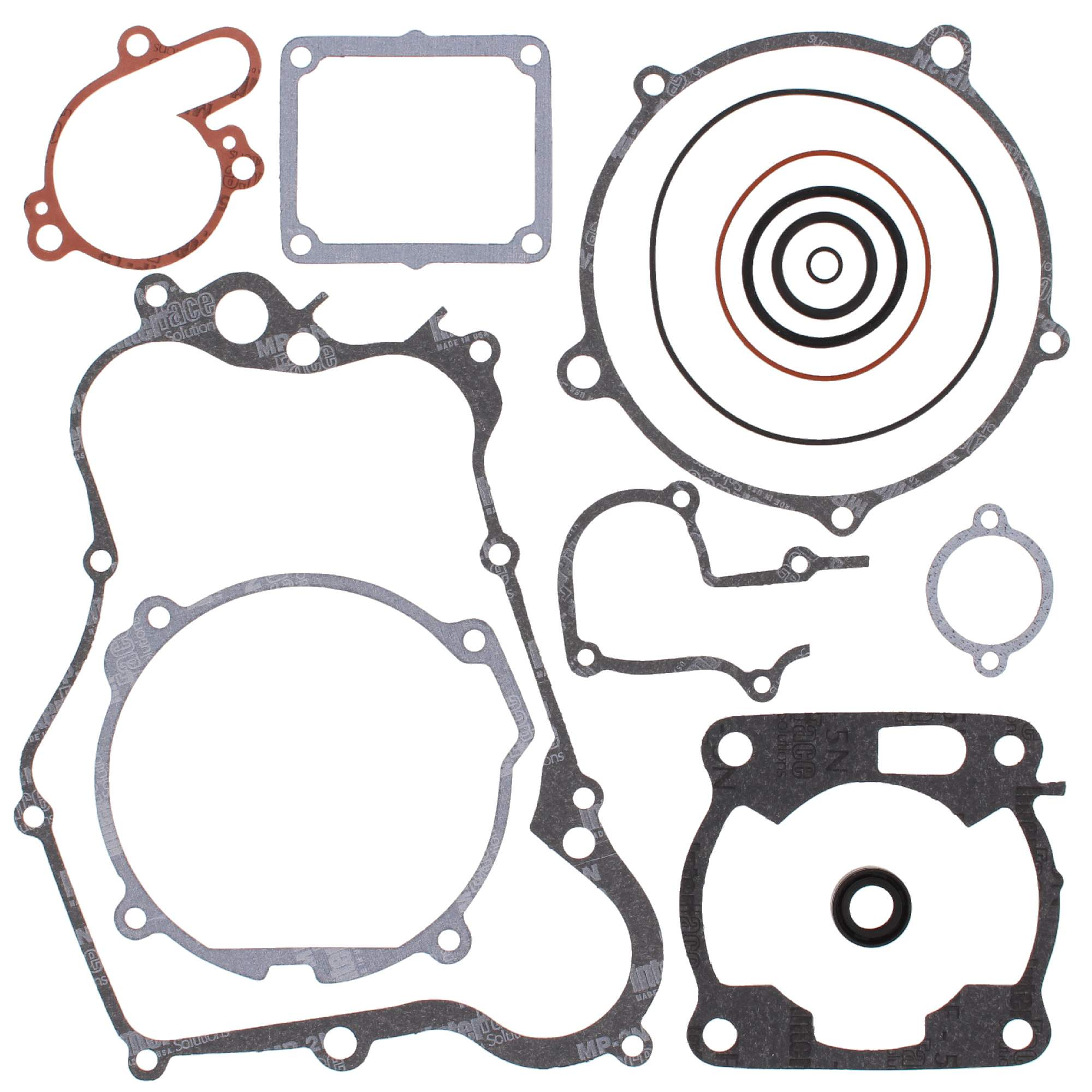 Vertex Complete Gasket Kit For Yamaha Yz125