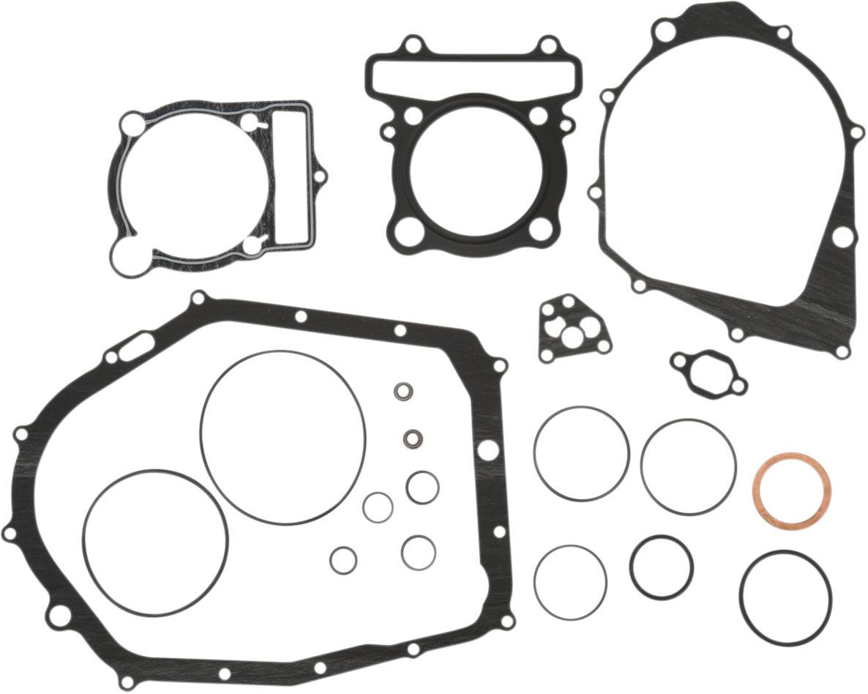 Vesrah Complete Engine Gasket Set For Yamaha Yfm35r Raptor
