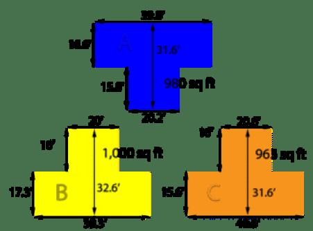 Hangar Dimensions