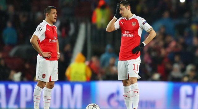 Wenger is looking for Arsenal to step up in 2017