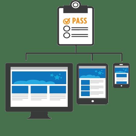 Website Design Testing Environment