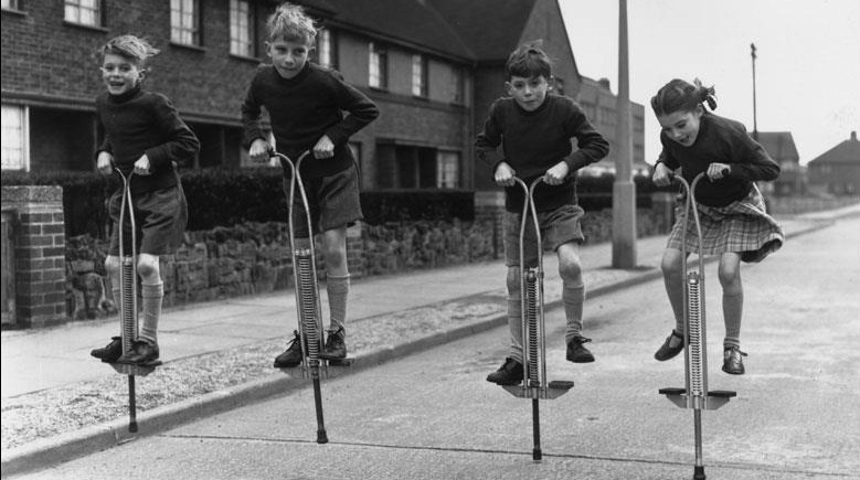 invention of pogo sticks for sale