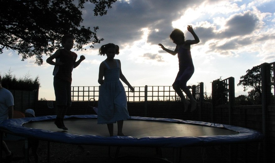 Toddler Trampoline Guide | Every think need to know before buying ...